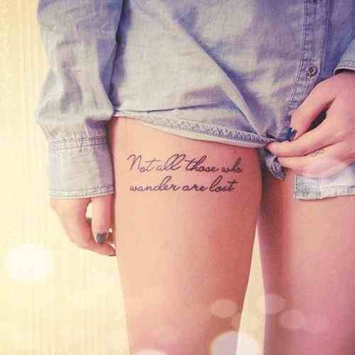 SHORT LIFE QUOTES FOR TATTOOS TUMBLR Image Quotes At