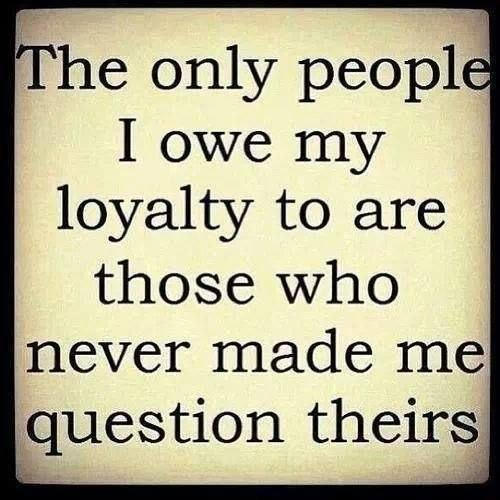Short Quotes About Family Loyalty Image Quotes At Relatably Com