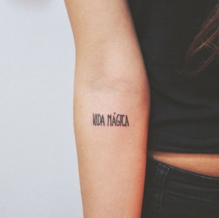 SHORT QUOTES IN SPANISH FOR TATTOOS Image Quotes At