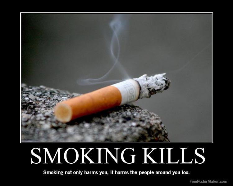 Quotes About Love And Marriage Funny SMOKING KILLS Q...