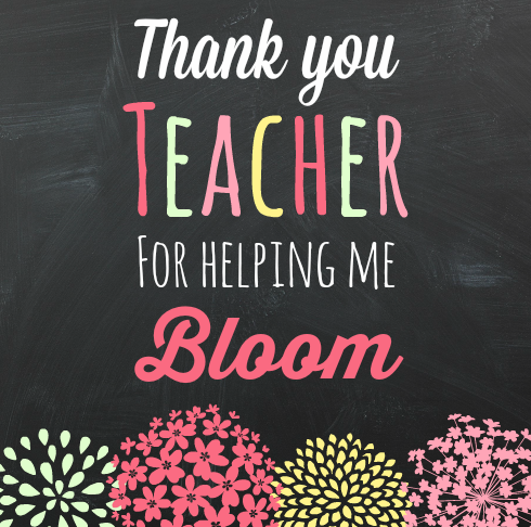 TEACHER APPRECIATION QUOTES TO SAY THANK YOU image quotes ...