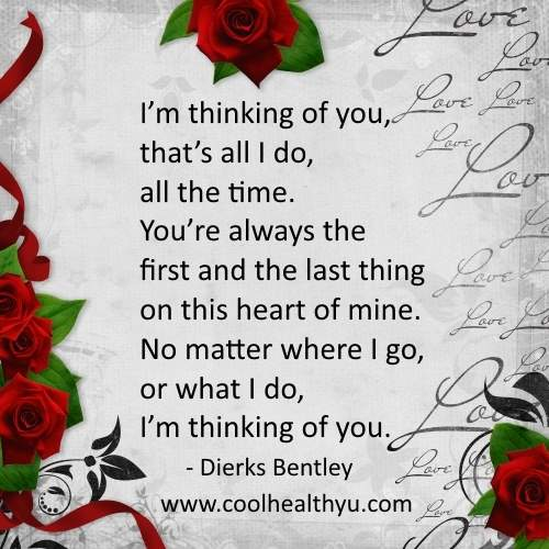 Thinking Of You Quotes: THINKING OF YOU LOVE QUOTES FOR HER Image Quotes At