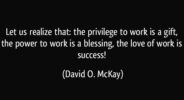Quote Of The Day For Work WORK QUOTES FOR THE DA...